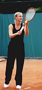 Mary Pierce Roland Garros 2000