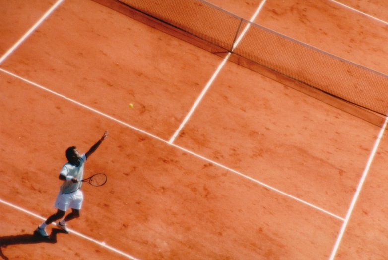 Cedric Pioline, French Open 2000