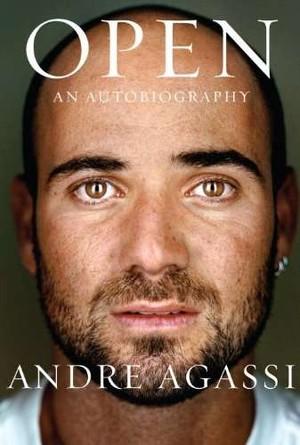 """Andre Agassis selvbiografi """"Open"""""""