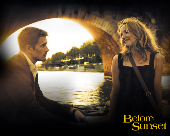 """Before sunset"" (2004)."