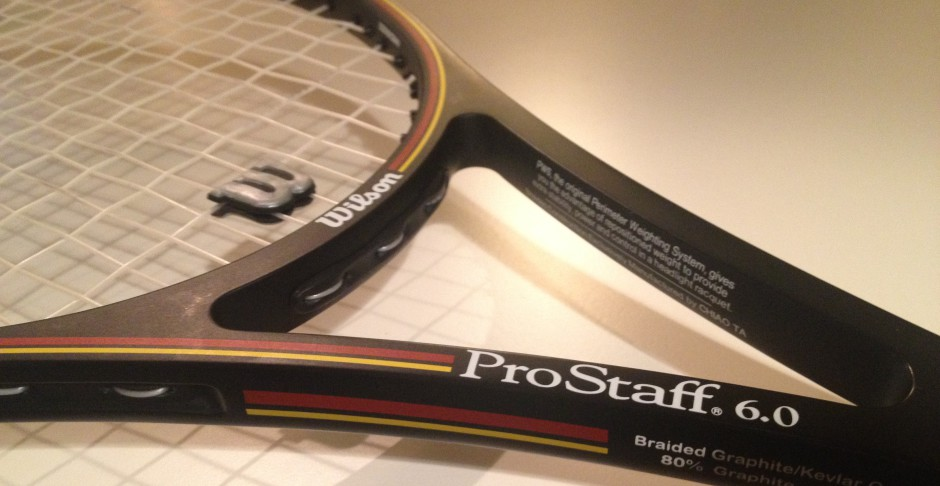 Wilson Pro Staff 85 6.0