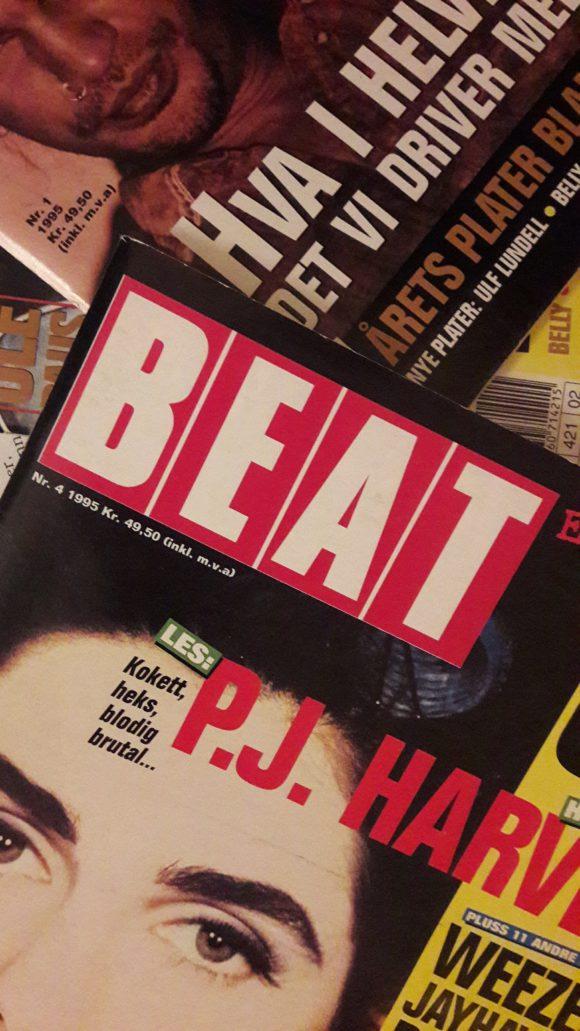 Musikkbladet Beat