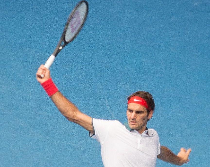 Roger Federer (Wikimedia Commons)