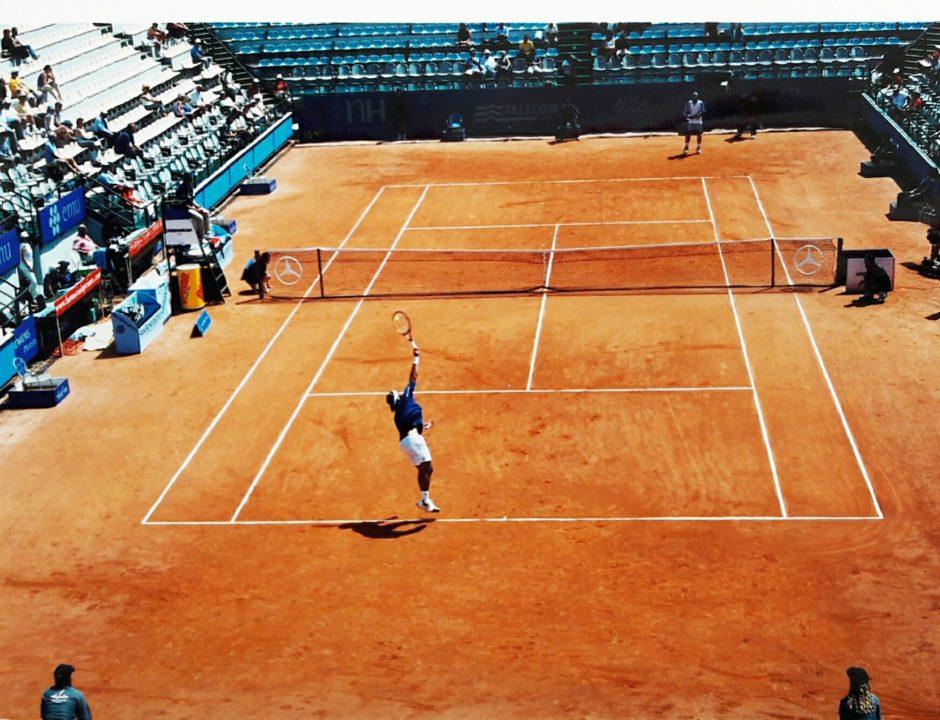 Roger Federer Roma 2003