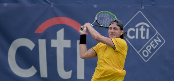 Lucas Pouille (Wikimedia Commons)