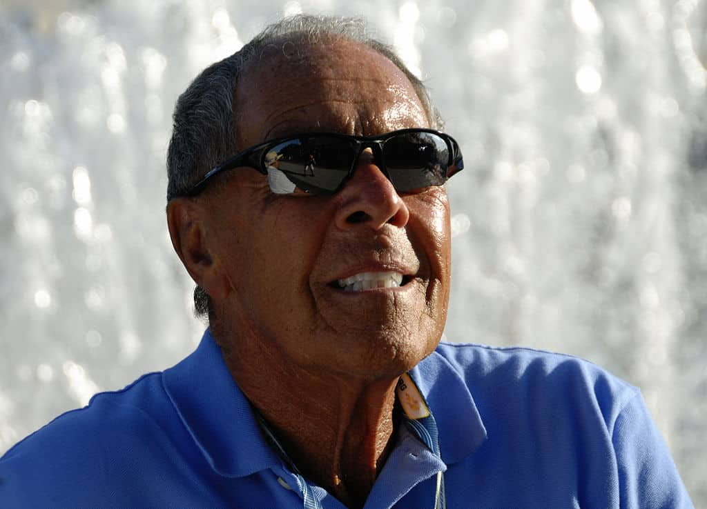 Nick Bollettieri (Wikimedia Commons)