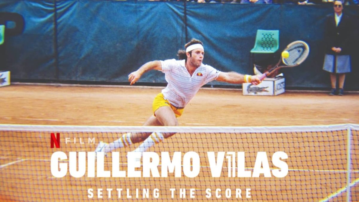 Guillermo Vilas Settling the score
